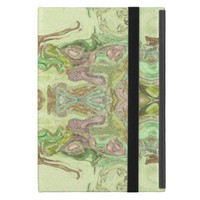 Pretty Abstract in Yellow, Lime, and Pink Case For iPad Mini