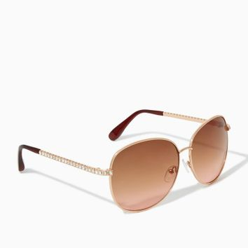 Sparkle Arms Sunglasses | Accessories | charming charlie