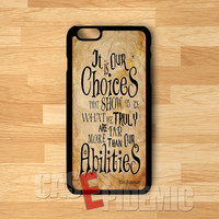 Albus Dumbledore Harry Potter vintage quotes phone case -wndh for iPhone 4/4S/5/5S/5C/6/ 6+,samsung S3/S4/S5,samsung note 3/4
