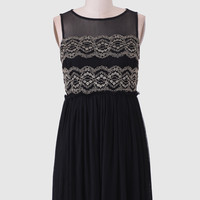 Evening Star Lace Dress