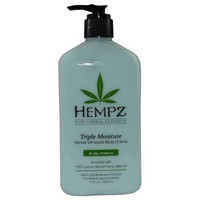 Herbal Whipped Body Creme- Triple Moisture Collection 17 Oz