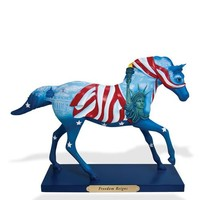Enesco Trail of Painted Ponies Freedom Reigns Figurine, 6.5-Inch