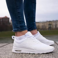 Nike Air Max Thea White Casual Sports Shoes