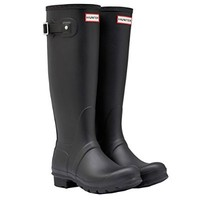 Womens Hunter Original Tall Winter Rain Festival Snow Wellington Boots