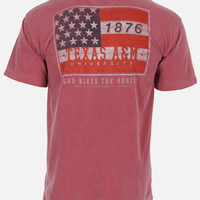 GOD BLESS THE AGGIES - T-Shirts - Tops - Womens