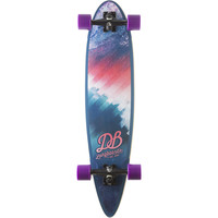 DB Longboards Waves Longboard Complete One Color, 38in