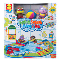 ALEX Toys Splish Splash Pool in the Tub