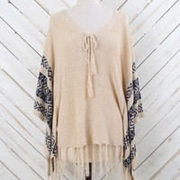 Altar'd State Fringe and Ferry Poncho | Altar'd State