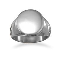 Stainless Steel Engravable Ring