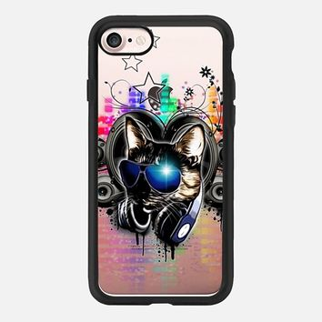 Drop The Bass - Transparent iPhone 7 Case by Nicklas Gustafsson | Casetify