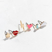 Jenny Bird X UO Icon Post Earring Set | Urban Outfitters