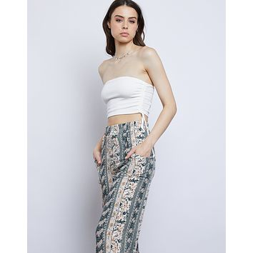 Henrietta Patterned Pants