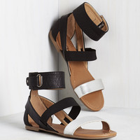 Indulgent Afternoon Sandal | Mod Retro Vintage Sandals | ModCloth.com