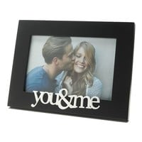 Malden ''You and Me'' 4'' x 6'' Frame