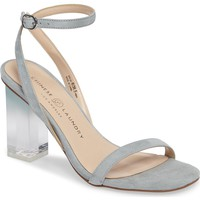 Chinese Laundry Shanie Clear Heel Sandal (Women) | Nordstrom