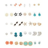 Nautical Romance Earring Set