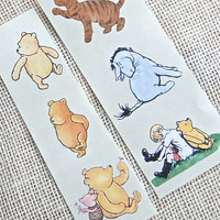 Stickers Winnie the Pooh, Sticker, Classic Pooh Envelope Seals, Baby Shower, Pooh Stickers, Birthday Party, Label, Gift Wrap, Pooh Sticker