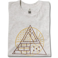 TOMS Unisex TOMS Roasting Co. Symbol Tee White