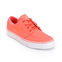 Nike SB Zoom Stefan Janoski Atomic Red & White Skate Shoe at Zumiez : PDP