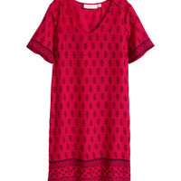 V-neck Dress - from H&M