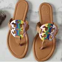 shosouvenir TORY BURCH[tb] 2020 classics Slippers sandals