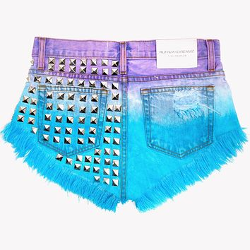 Dangers 611 Studded Babe Shorts