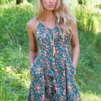 Picking Wildflowers Dress - Final Sale