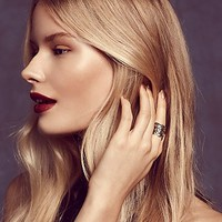 Free People Womens Cutout Ring