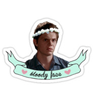 Kit Walker flower crown