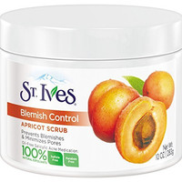 St. Ives Blemish Control Scrub, Apricot 10 oz (Pack of 2)