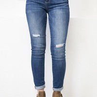Sexy Boyfriend Light Denim