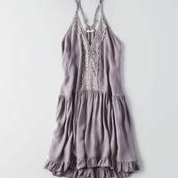 Don't Ask Why Lace Racerback Dress, Lively Lilac