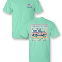 "Youth Sassy Frass Tee ""Jeep"""
