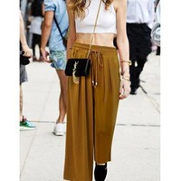 Culottes/Cropped Pants