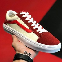 Trendsetter VANS Canvas Old Skool Flats Shoes Sneakers Sport Shoes
