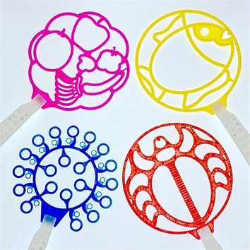 Jumbo Bubble Wand Fun Bubble Outdoors Activity Party Favors Kids Toy