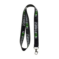 Lanyard - O Tree (Black)