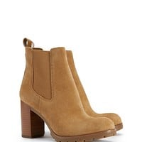 Tory Burch Stafford Suede Bootie