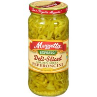 Mezzetta Express Deli-Sliced Golden Greek Pepperoncini, 16 fl oz - Walmart.com