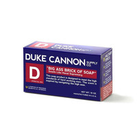 Duke Cannon Blue Brick of Soap