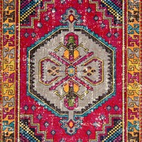 nuLoom Joy Tribal Rug Area Rug
