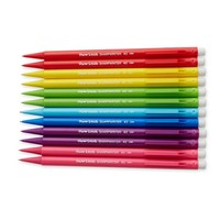 Paper Mate® Sharpwriter Colors Mechanical Pencils, 0.7mm, 12/pk (1898483) | Staples