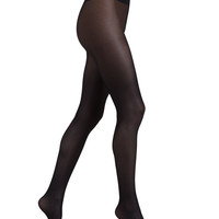 Neon 40 Glossy Tights, Size: