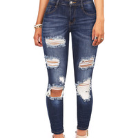 Renegade Ankle Skinny Jeans