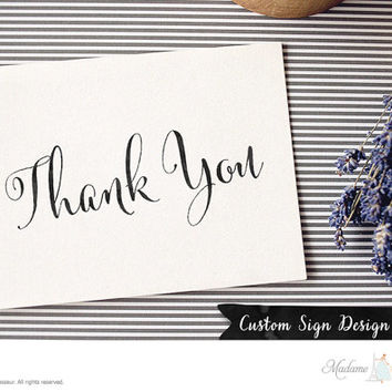 Printable Thank you sign wedding sign DIY invite design wedding signage thank you card wedding design wedding template DIY wedding design