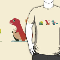 Inicial Pokemons 2 by Bajah