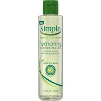 Simple Kind To Skin Hydrating Cleansing Oil 4.2 oz - Walmart.com