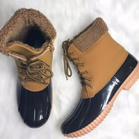 Weather Wonderland Wheat Duck Boot