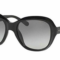 Sunglasses Coach HC 8197 500211 BLACK