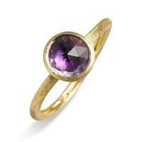 Marco Bicego Jaipur Amethyst Stackable Ring - Size 7